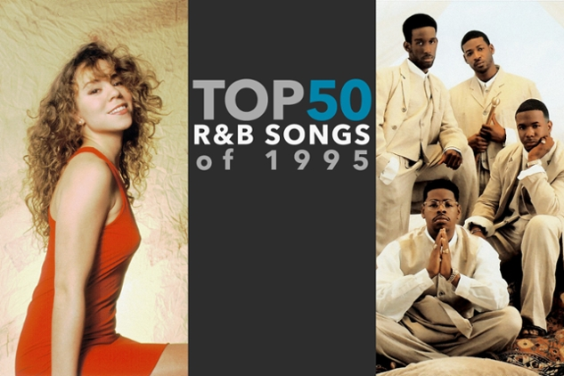 #TBT: The 50 Best R&B Songs of 1995