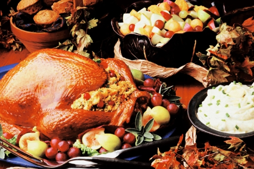 The Ultimate Thanksgiving Dinner Playlist