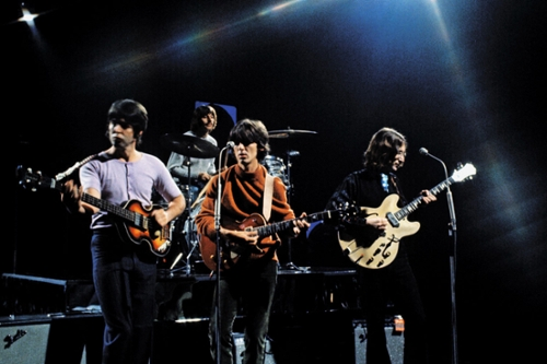 #TBT The Beatles Hardest Rocking Moments