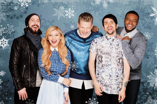 Pentatonix Talks Their Favorite Holiday Albums: On the Record