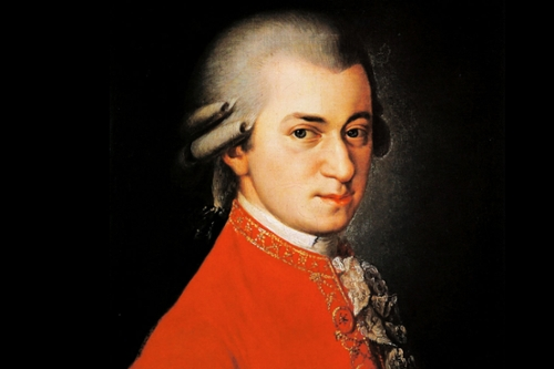 Happy Birthday Mozart
