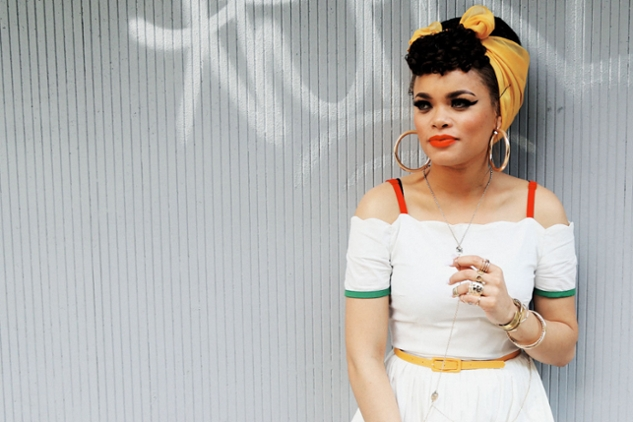 Celebrity Playlist: Andra Day's Soul Town