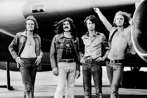 #TBT: Let Me Get Back: Led Zeppelin