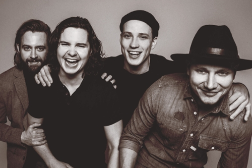 Celebrity Playlist: Lukas Graham