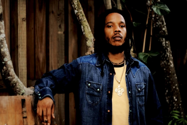 Celebrity Playlist: Stephen Marley