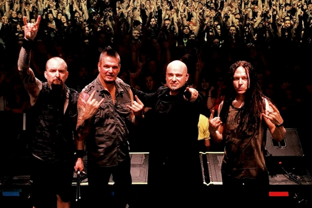 Disturbed: 2016 Tour