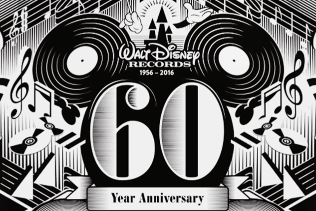 Walt Disney Records' 60th Anniversary