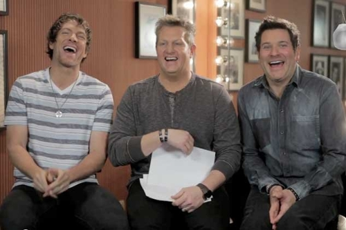 Rascal Flatts: Bandmating (Interview)
