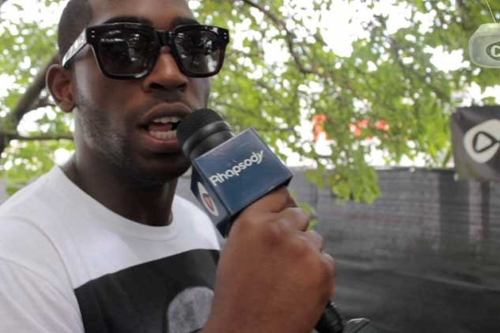 Tinie Tempah Talks Port-A-Loos, Personal Hygiene, Lykke Li and Skrillex (Video Interview)