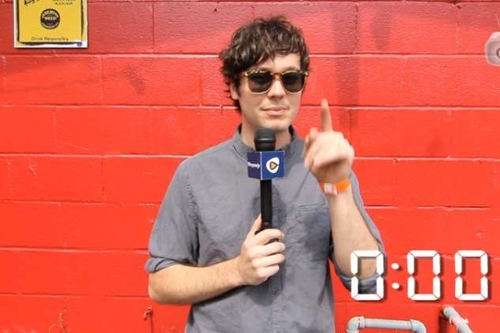 On The Record: Washed Out Talks Caribou
