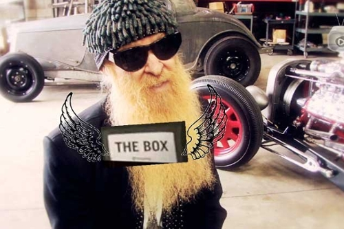 ZZ Top vs The Box (Video)