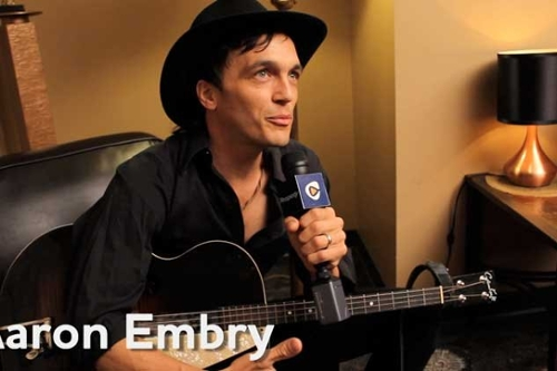 Napster Speakeasy: Aaron Embry