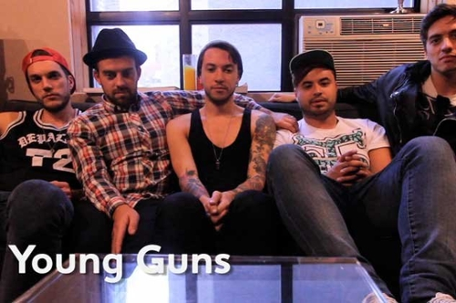 On The Record: Young Guns Talk blink-182