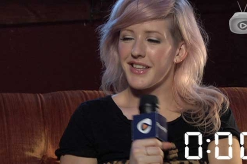 On The Record: Ellie Goulding talks Bon Iver