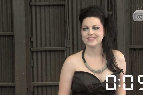 On The Record: Amy Lee of Evanescence talks Bjork