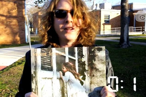 On The Record Ben Kweller Talks Violent Femmes
