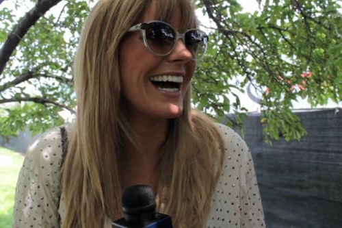 Grace Potter Carries C-Note, Channels The Boss, Swears A Lot (Video Interview)