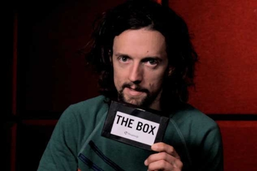 Jason Mraz vs. The Box (Interview)