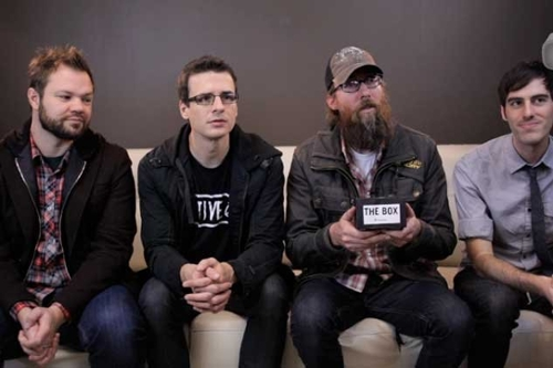 David Crowder Band vs The Box (Video)