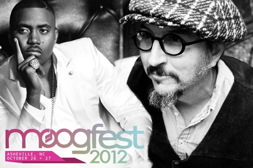 Rhapsody's Ultimate Guide to Moogfest 2012