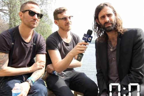 On The Record: Miike Snow Talks Dungen