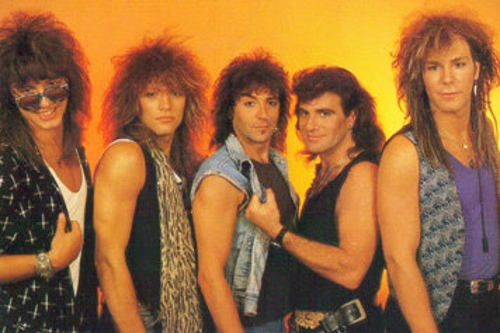 Source Material: Bon Jovi, Slippery When Wet
