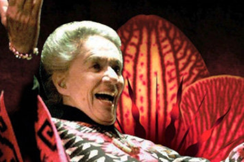 Source Material: Chavela Vargas, Live at Carnegie Hall