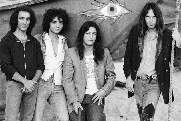 Classic Rock Crate Digger: Neil Young and Crazy Horse's Long, Hard Road