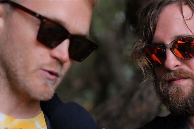 Two Gallants Talk Elvis Perkins: On the Record (Interview)