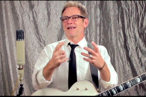 Napster Holiday Special 2012: Steven Curtis Chapman on