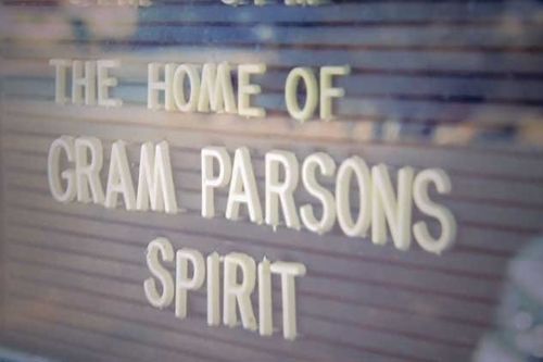 Field Trip: Making Friends with Gram Parsons