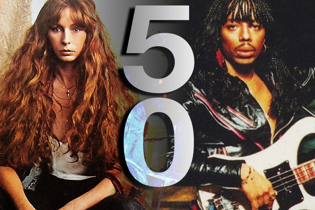 The 50 Best Songs of 1981