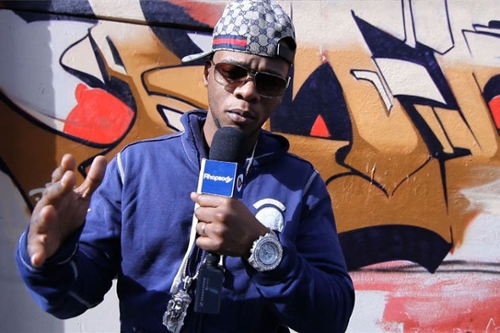 Papoose talks Big Daddy Kane: On The Record