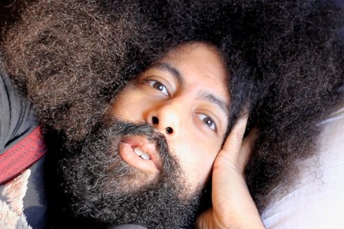 Reggie Watts, In Bed: The Rhapsody Interview