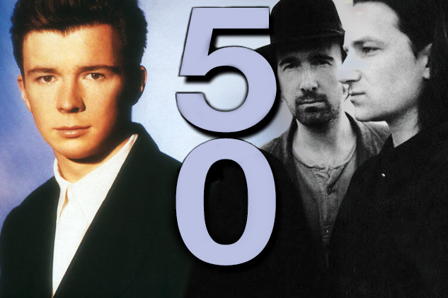The 50 Best Songs of 1987